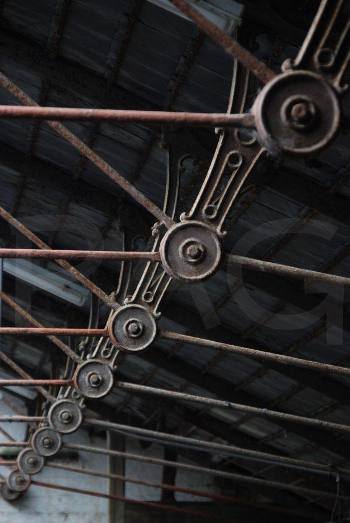 Metal rafters
